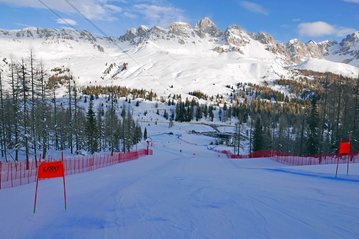 Val di Fassa debuts in the Ski World Cup